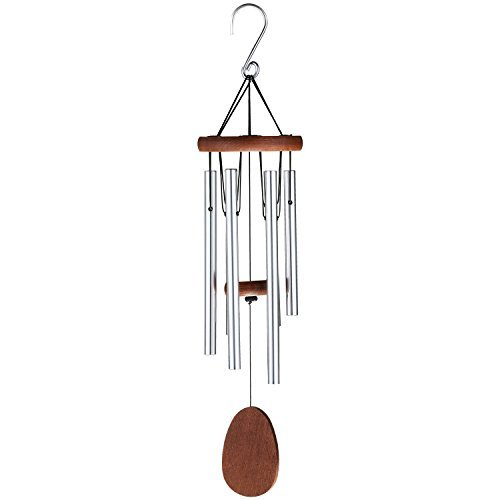 Juliell Love Never End Wind Chimes for garden Home outdoor Decor - world music collection (24 inch) by Juliell