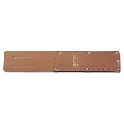 Brown Leather Knife (Dexter 20400 Leather Sheath, 6