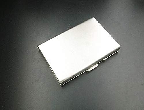 Caja de tarjeta de memoria de acero inoxidable para tarjetas SD y ...