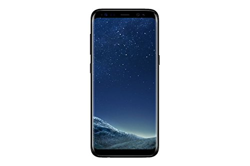 Samsung Galaxy S8 G950FD(MIDNIGHT BLACK) 64GB DUAL SIM Unlocked International Version/No Warranty