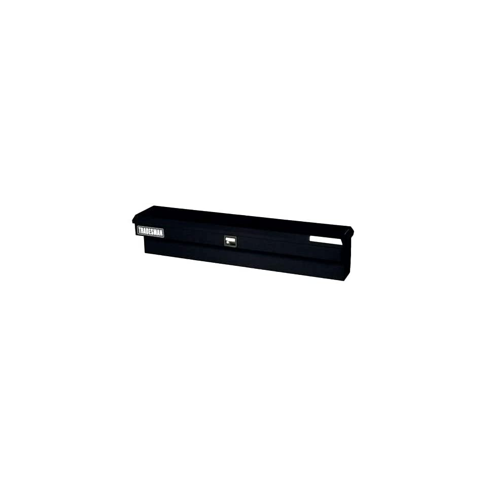 Tradesman TST480BK 48 Black Side Mount Tool Box