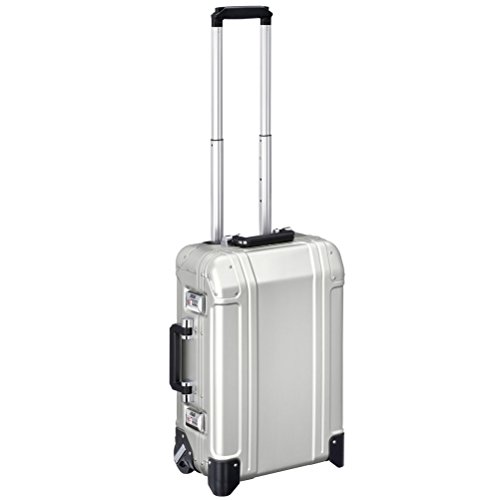 zero-halliburton-geo-aluminum-20-carry-on-2-wheel-travel-case-silver