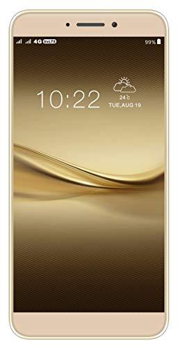 Xifo LE X527 (3GB RAM, 32GB Storage) 4G Volte Smartphone (Gold)