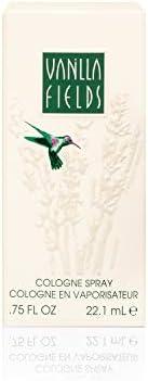 Coty Vanilla Fields Cologne 22.1 Ml - Spray for Women By 0.26 Fluid_Ounces, 0.75 Fluid Ounce, Multi (VA73)