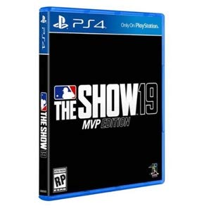 PS4 MLB The Show 19 MVP Edition