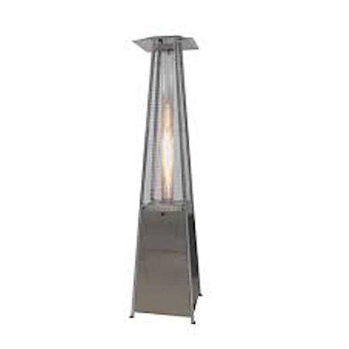 Gardensun 40,000 BTU Stainless Steel Pyramid Propane Gas Patio Heater