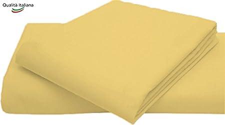 19595b2703 Joli Baby Lenzuolino Sopra 100% cotone Misura cm 120x180 colore VERDE ACQUA  Made in Italy 57 fili al cm2: Amazon.it: Casa e cucina