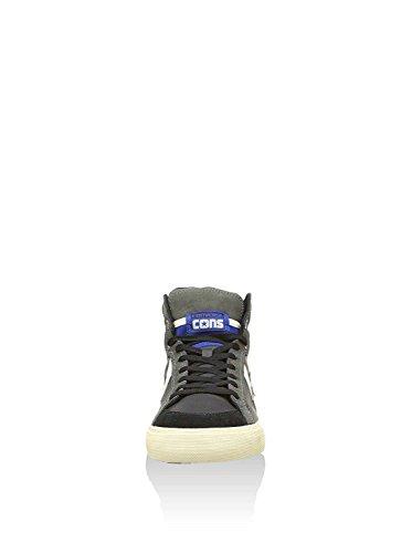 Converse Hi Herren Blaze Gymnastikschuhe Leather Suede Nero Pro rWnRZqr