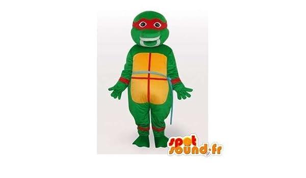 Mascota SpotSound Amazon tortuga Ninja personalizable ...