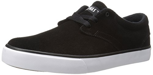 FALLEN Skateboard Shoes THOMAS SPIRIT BLACK/WHITE SIZE 12