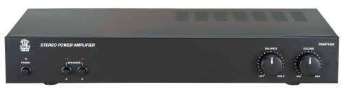 Pyle PAMP1000 Channel Stereo Amplifier