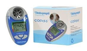 Vitalograph 40200 Respiratory monitor copd-6
