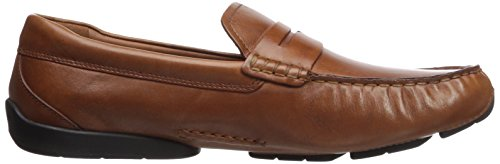Cole Haan Hombre Branson Driver Penny Loafer Tan Británico