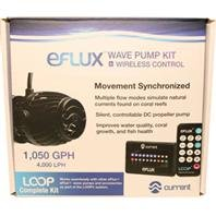 DPD EFLUX WAVE PUMP KIT LOOP COMPATIBLE - 1050 GPH by DPD