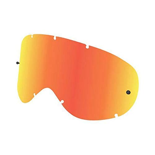 Dragon 'MDX' All Weather Red Ionized Snow Lens - Red