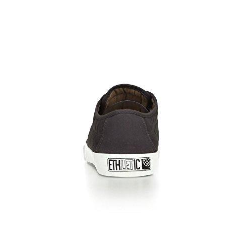 Ethletic Fair Skater Urban Style Classic - Farbe Pewter Grey Aus Bio-Baumwolle