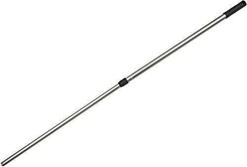 CleanAide Adjustable Extendable Aluminum Mop Pole 33 Inches to 59 Inches