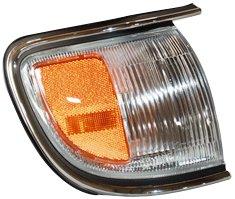 Nissan Pathfinder Side Passengers Corner (TYC 18-3407-00 Nissan Pathfinder Front Passenger Side Replacement Corner/Side Marker Lamp Assembly)