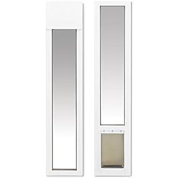 petsafe 2piece sliding glass pet door great for apartments or rentals 76