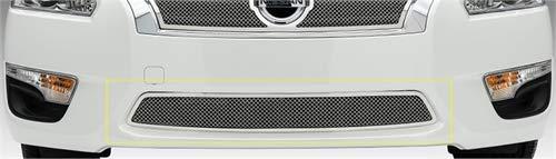 T-Rex 52768 Black Mesh Bumper Nissan Altima 2.5 S