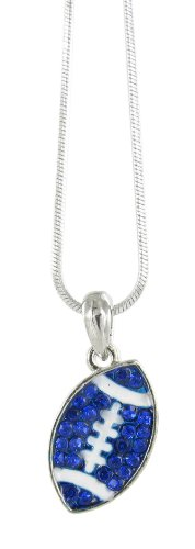 football necklace for girls - 6