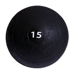 Ader Dead Weight Slam Medicine Ball Black Set- 10, 15, 20, 25lbs (4 Pieces)