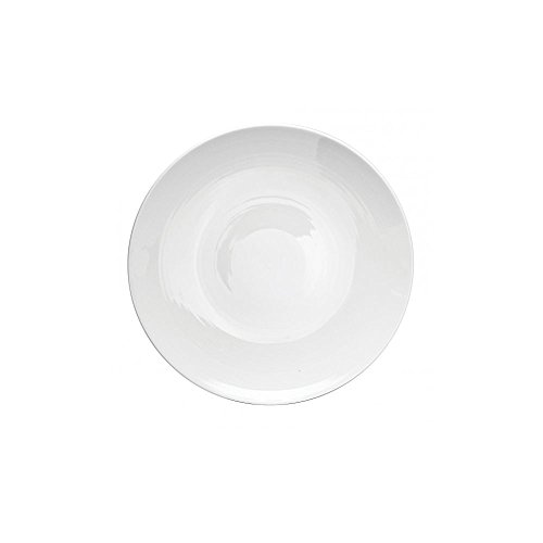 Dinnerware Plate Undecorated Oneida (Oneida Undecorated Whirl Plate, 11 inch - 12 per case.)