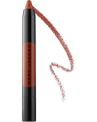 MARC JACOBS Le Marc Liquid Lip Crayon BURN NOTICE