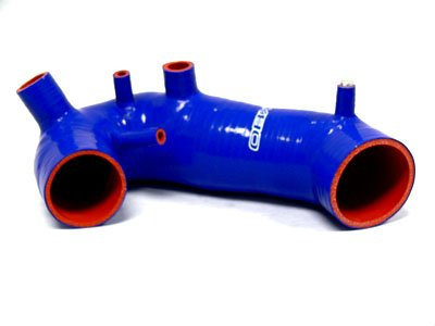 OBX Performance Reinforced Turbo Inlet Induction Hose 02-04 Audi A4 1.8T B5 Blue