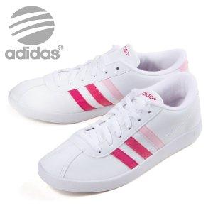 adidas スニーカー ピンク レディース