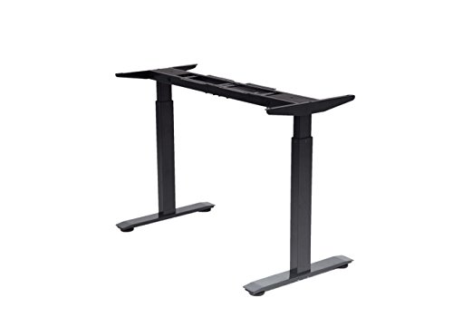 ApexDesk Flex Series Electric Height Adjustable Desk Base Only - Build Your Own Desk (Memory Controller, - Frame Apex
