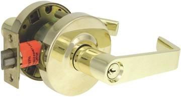 Us Lock USE2052AL3 E2050 Ent Endurance Flat Non-Clutch Lev 2-3/4