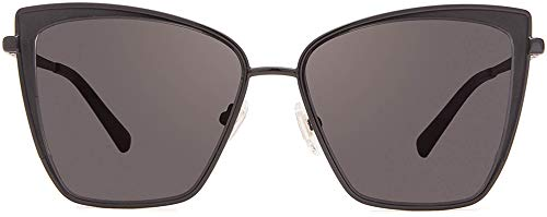 DIFF Eyewear - Becky - Women's Designer Cat Eyes Sunglasses - 100% ()
