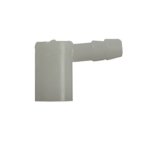 Cheap Tecumseh 640363 Lawn & Garden Equipment Engine Carburetor Fuel Inlet Fitting Genuine Original Equipment Manufacturer (OEM) Part
