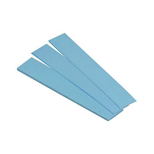 ARCTIC Thermal Pad – Exzellente Wärmeleitung durch Silikon und speziellen Füller, geringe Härte - Idealer Gap-Filler - sehr einfache Installation, sichere Handhabung Größe: 120x20x1,0mm (1 Stück)