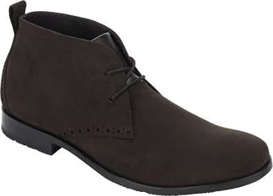 Rockport Men's Castleton Desert Boot,Bitter Chocolate,7 W US