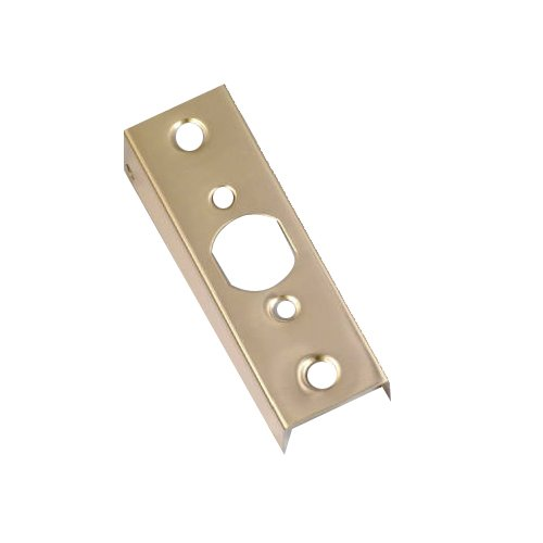 Belwith Products 2000-PB Door Edge Guard, 1-3/8-Inch, Polished Brass ()