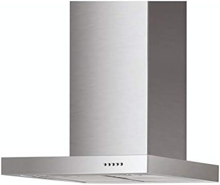 TS06A/90 - Campana extractora de cocina (acero inoxidable, 90 cm): Amazon.es: Grandes electrodomésticos