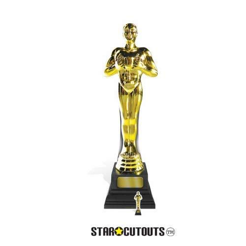 Star cutouts - Stsc181 - Figurine Géante - Statue Oscar 182 Cm