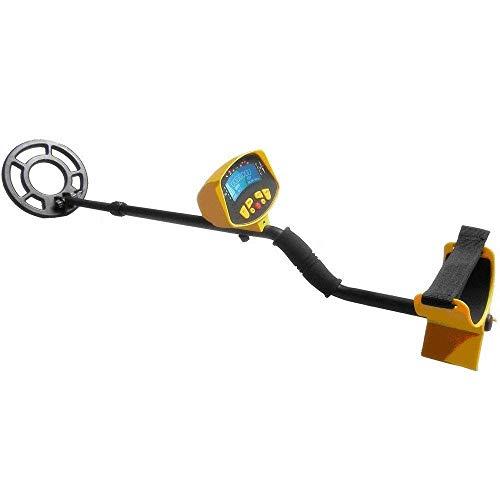 DreamJoy MD-3010II Metal Detector Digger Metal Detector Deep Sensitive Light Hunter with LCD Display...