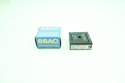 Solid State Timer Ssac (SSAC KSD2420 Solid State Timer 120V-AC 0.1-10SEC D613022)