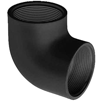 Spears 408-007B PVC Schedule 40 Fittings 90 Degree Elbow Female Iron Pipe Thread  sc 1 st  Amazon.com & Spears 408-007B PVC Schedule 40 Fittings 90 Degree Elbow Female Iron ...