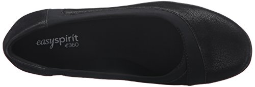 Spirit Black Kathleen2 Flat Easy Women's Black Fabric 8xqXgdw