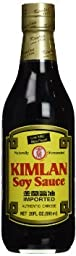 Kimlan Soy Sauce - 20 oz.