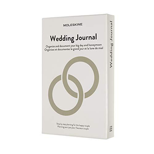 (Moleskine Passion Journal, Wedding, Hard Cover, Large (5