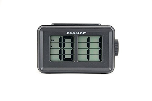 Crosley Flipping Digits DECO Alarm