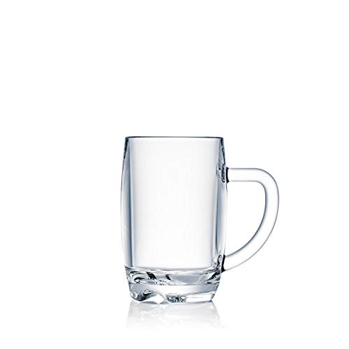 Strahl Vivaldi 15-oz Beer Mug, Set of 4