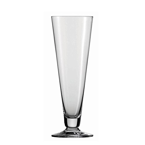 Schott Zwiesel Tritan Glass Crystal Pilsner, 13.9-Ounce Set of 6