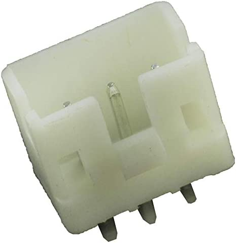 Header 1735446-3 Through Hole, 3 Contacts 2 mm Wire-To-Board Connector HPI Series Locking Retention Pack of 300
