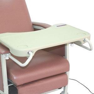Invacare Geri Chair Armrest, Rosewood